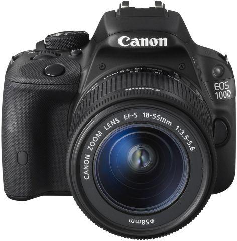 Digitální zrcadlovka Canon EOS 100D + 18-55 mm DC III