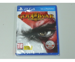 GRA God of War III Remastered Gra PS4