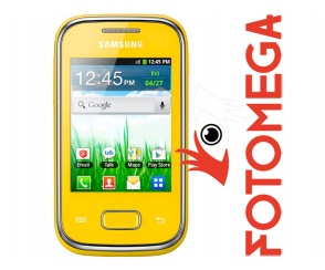 "SAMSUNG GALAXY POCKET GT-S5300 YELLOW/ 2Mpix/ 2.8""/ WiFi/ GPS"